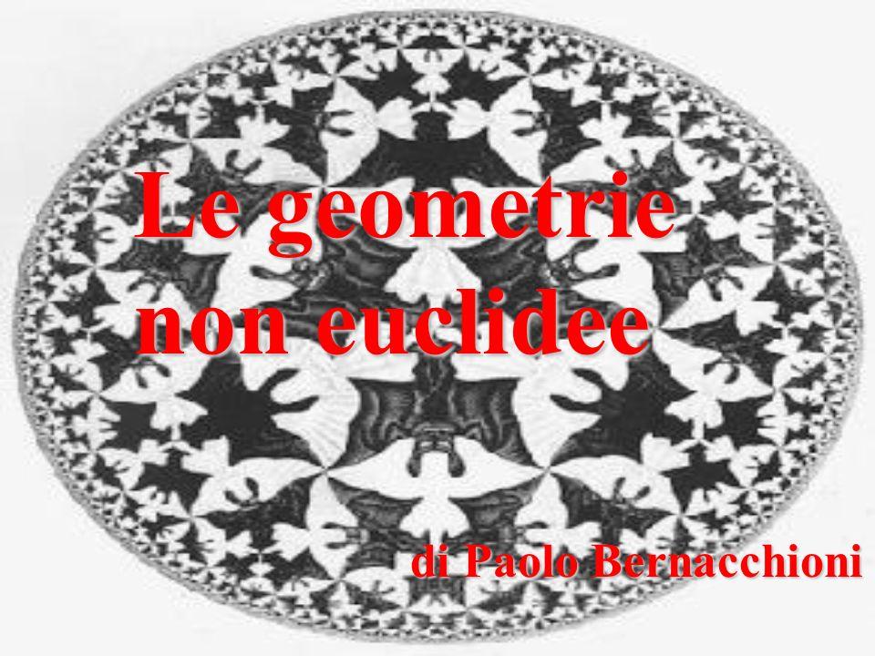 Le geometrie non euclidee di Paolo Bernacchioni