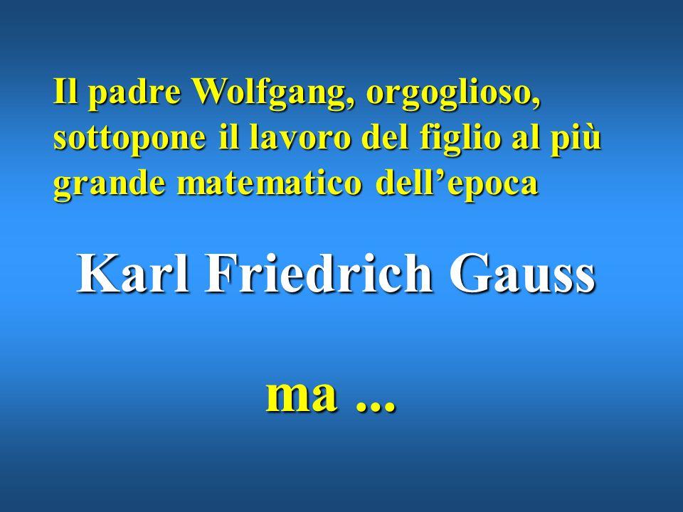 Karl Friedrich Gauss ma ...