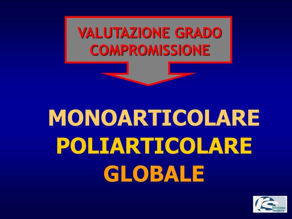 VALUTAZIONE GRADO COMPROMISSIONE