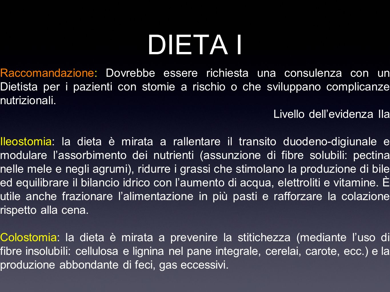 DIETA I