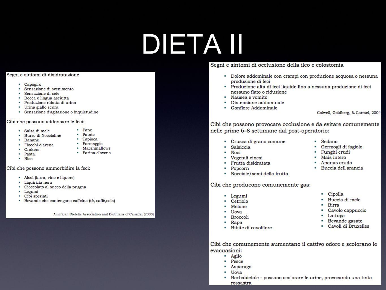 DIETA II