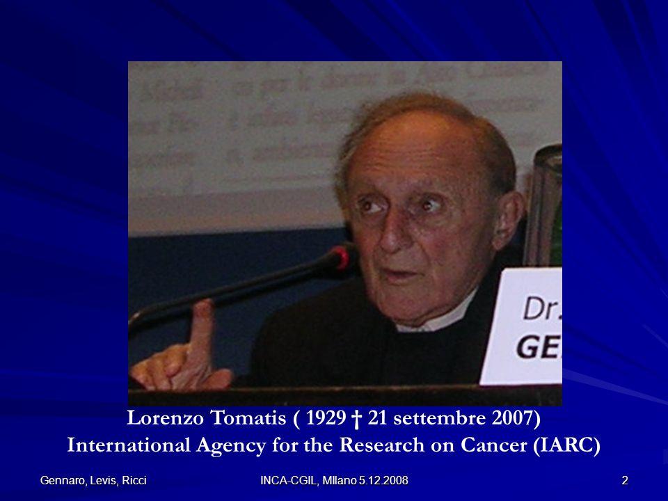 Lorenzo Tomatis ( 1929 † 21 settembre 2007)