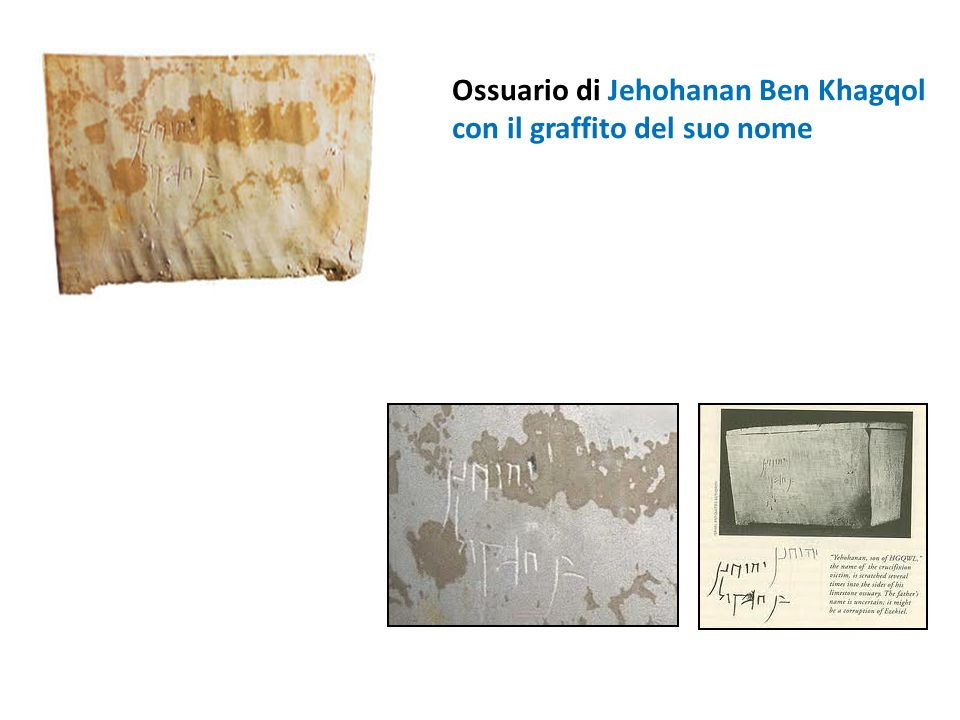Ossuario di Jehohanan Ben Khagqol