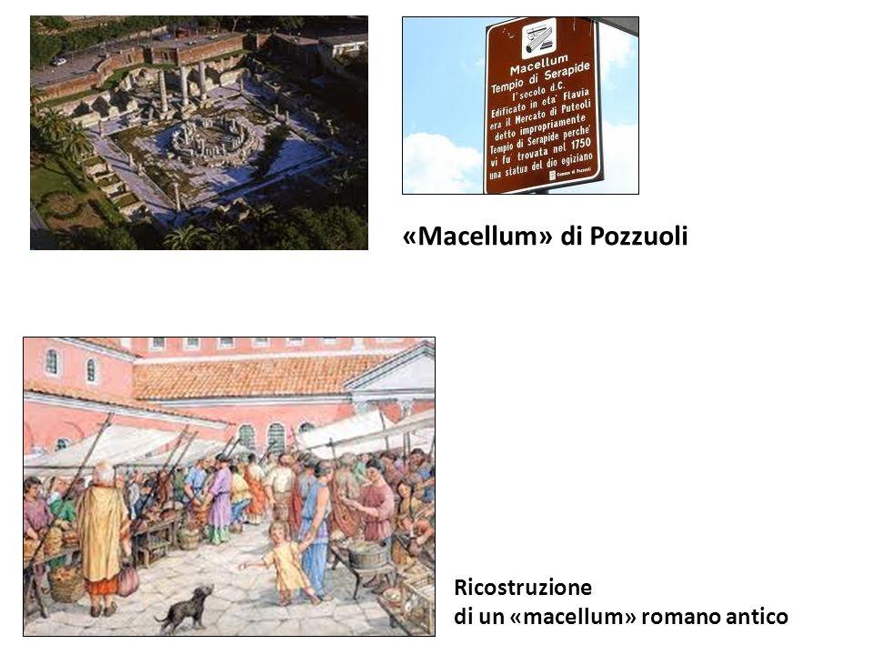 «Macellum» di Pozzuoli