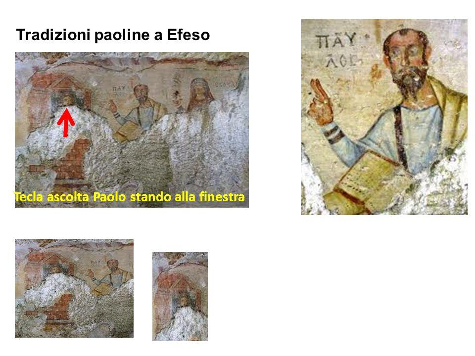 Tradizioni paoline a Efeso