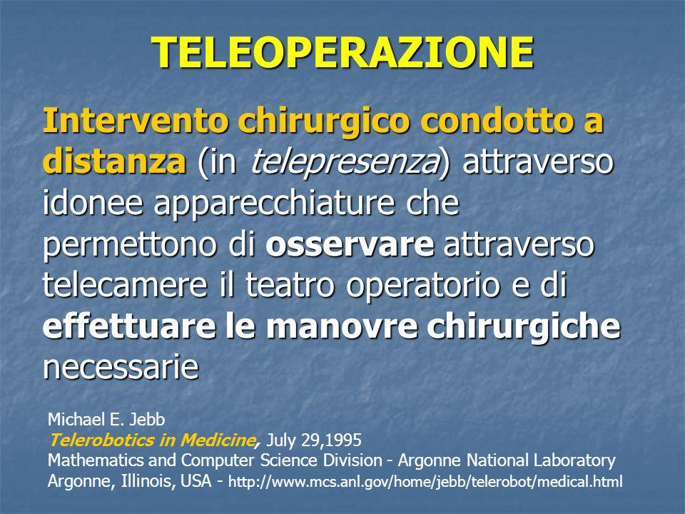 TELEOPERAZIONE