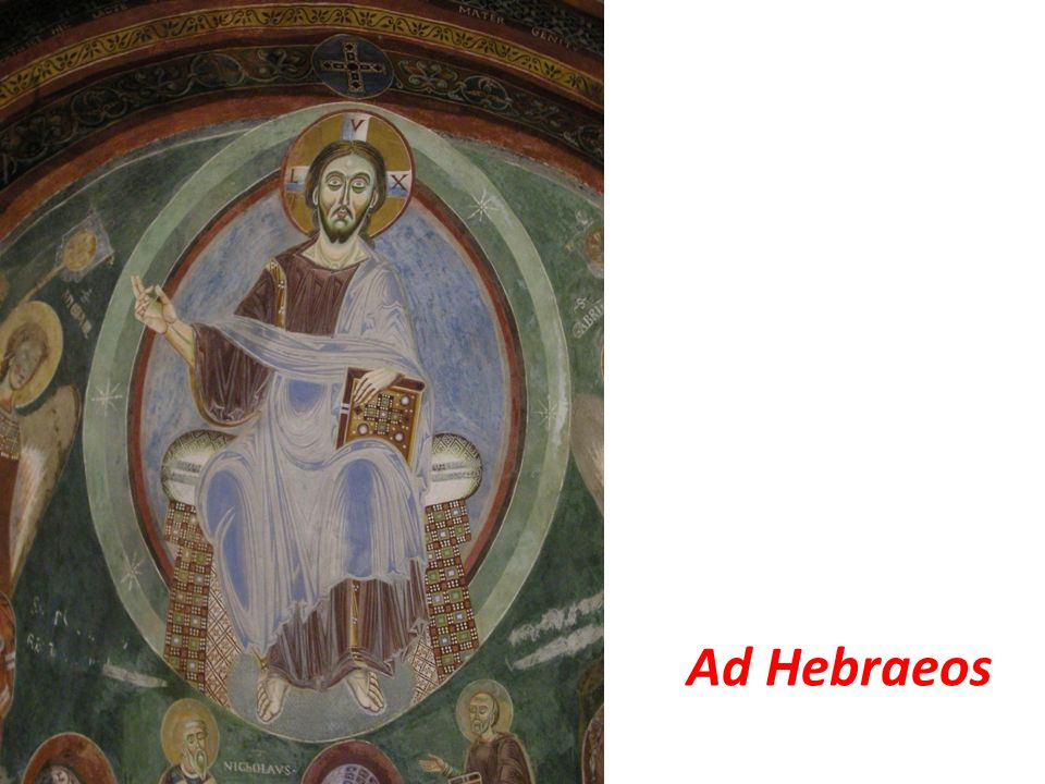 Ad Hebraeos