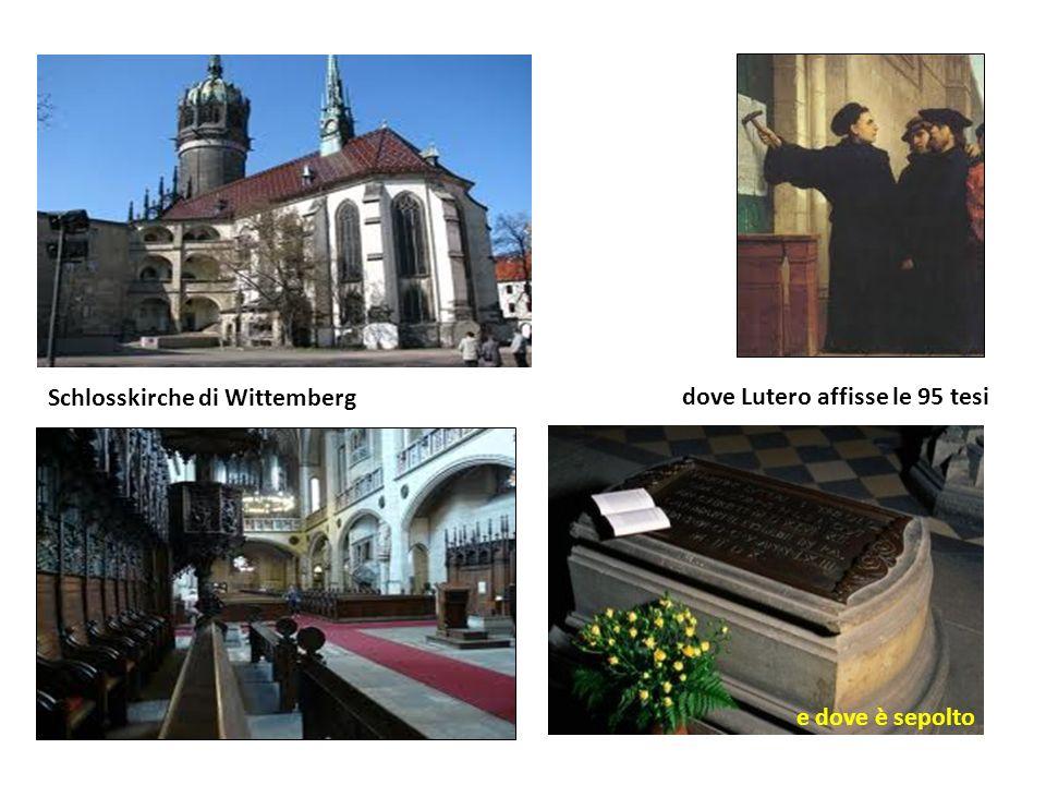Schlosskirche di Wittemberg