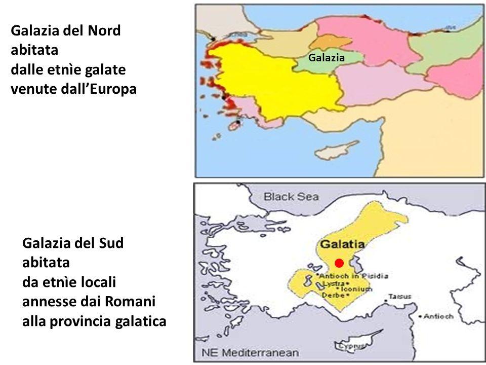 alla provincia galatica