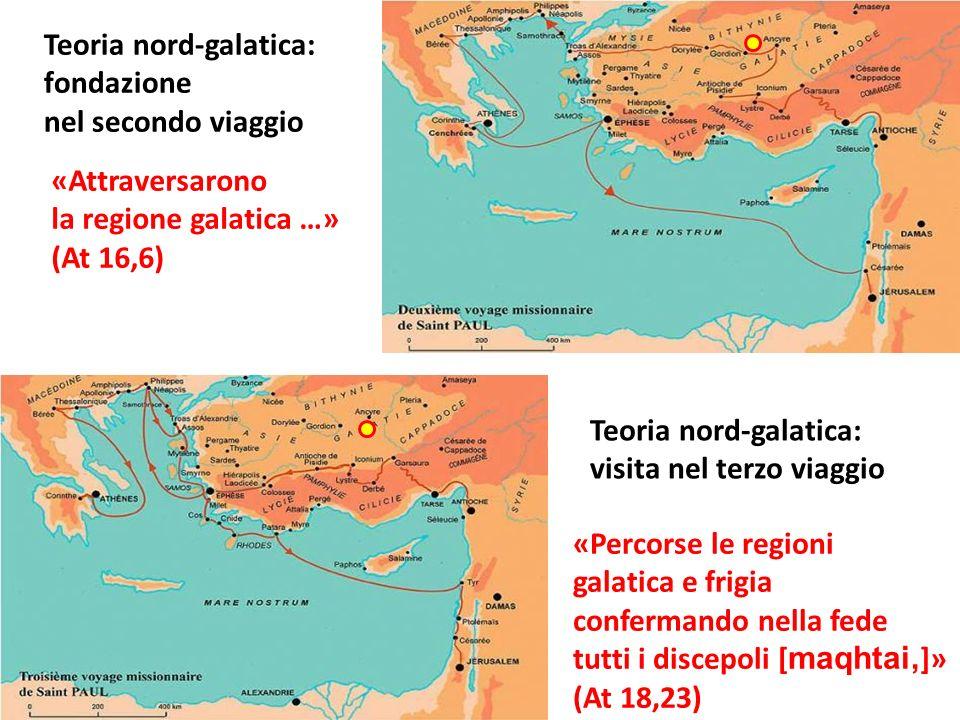 Teoria nord-galatica: