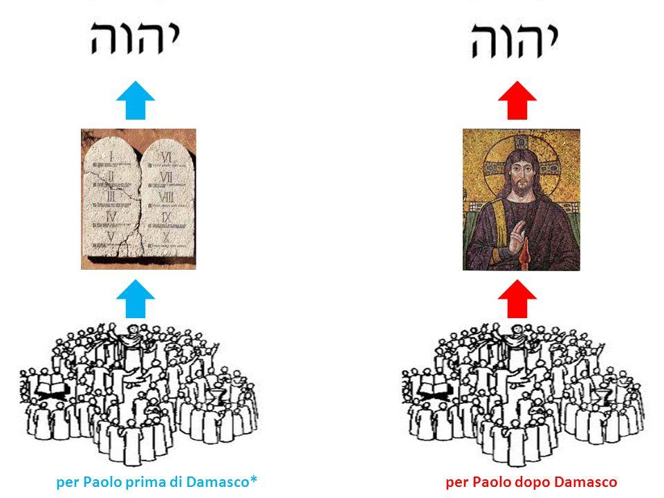per Paolo prima di Damasco*