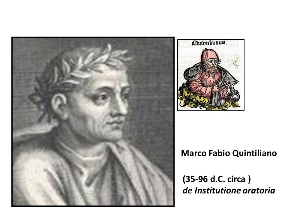 Marco Fabio Quintiliano