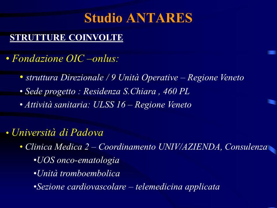 Studio ANTARES Fondazione OIC –onlus: