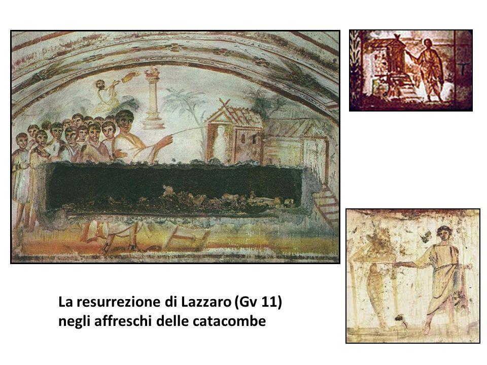 La resurrezione di Lazzaro (Gv 11)