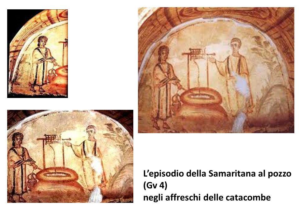 L'episodio della Samaritana al pozzo