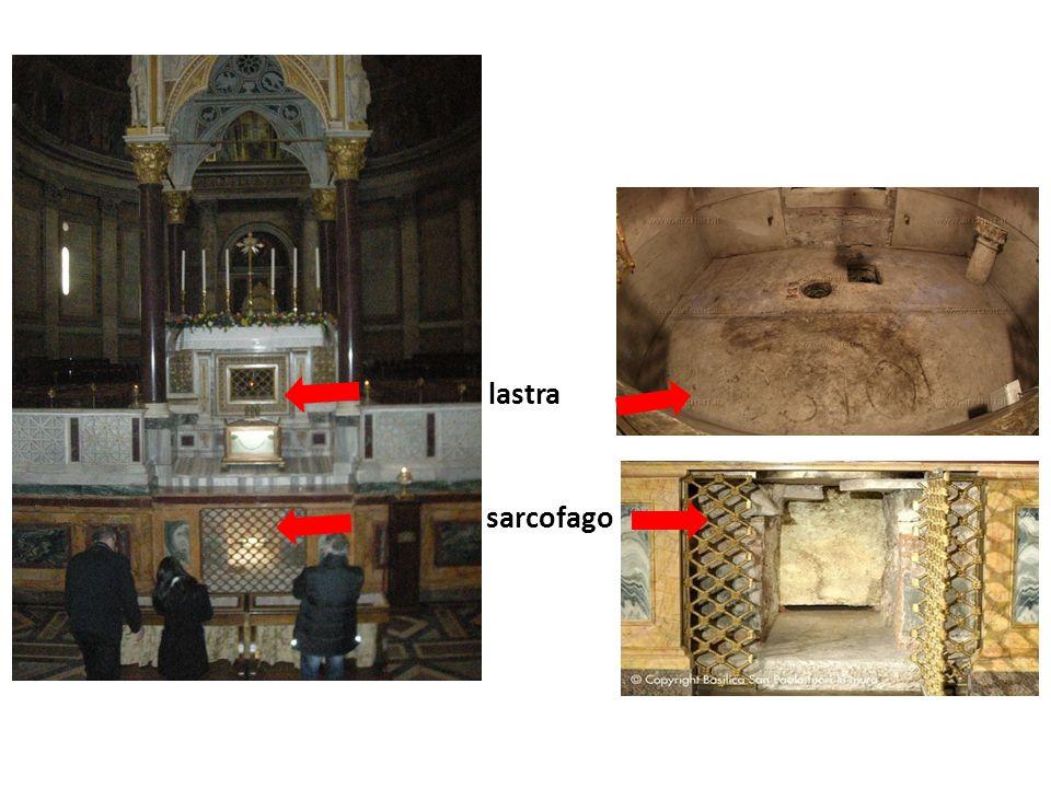 lastra sarcofago
