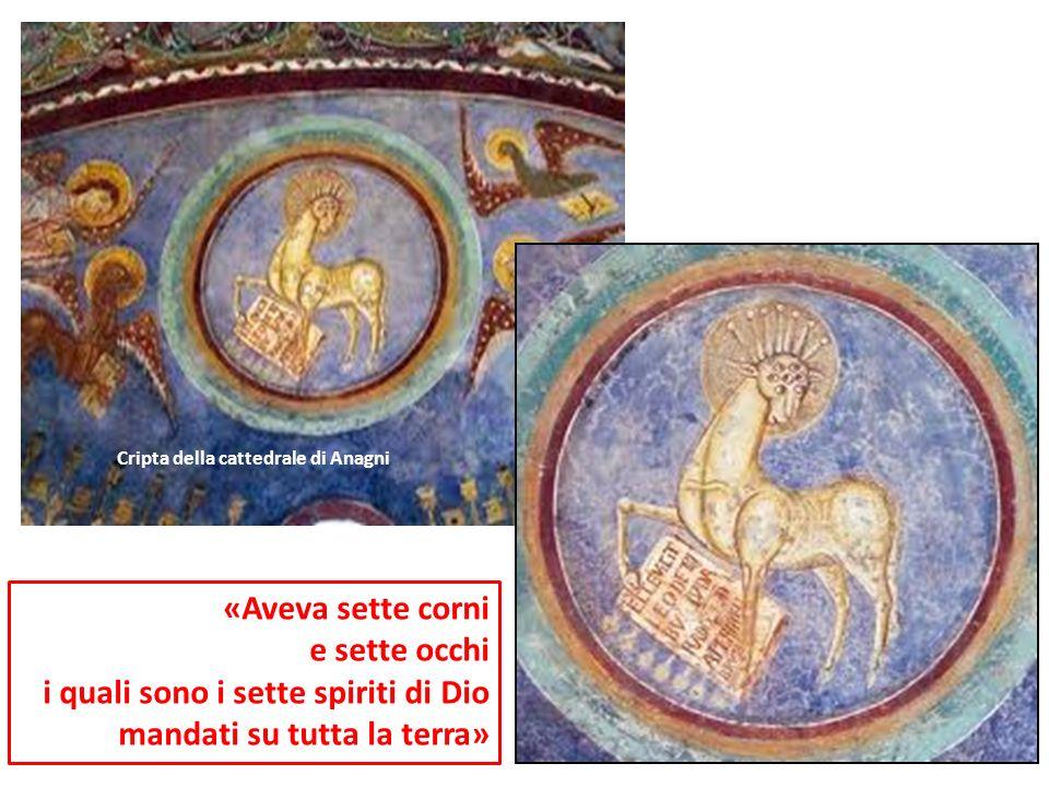 i quali sono i sette spiriti di Dio mandati su tutta la terra»