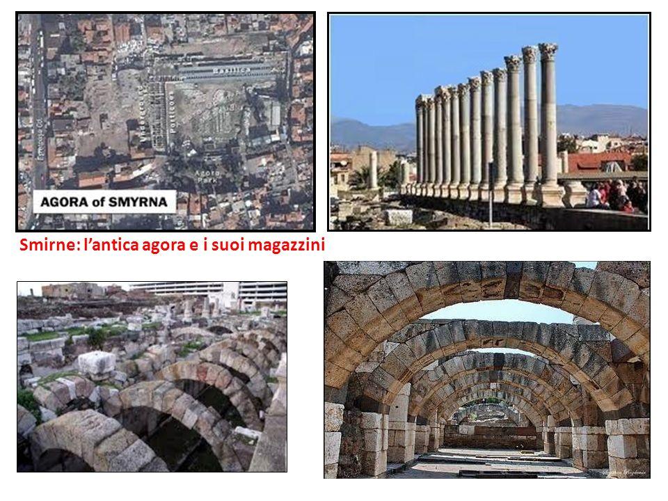 Smirne: l'antica agora e i suoi magazzini