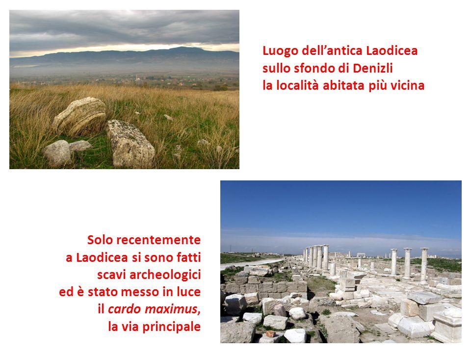 Luogo dell'antica Laodicea