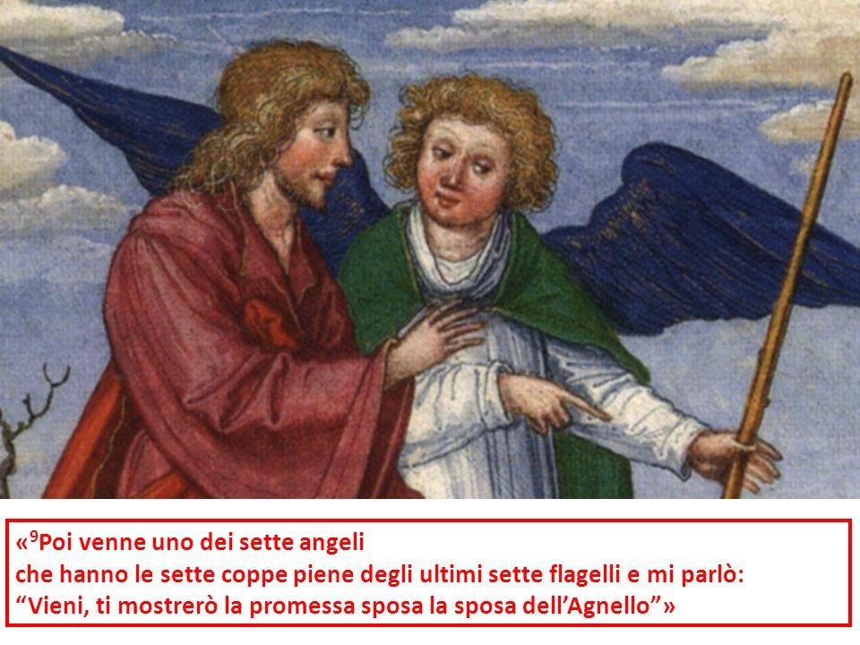 «9Poi venne uno dei sette angeli