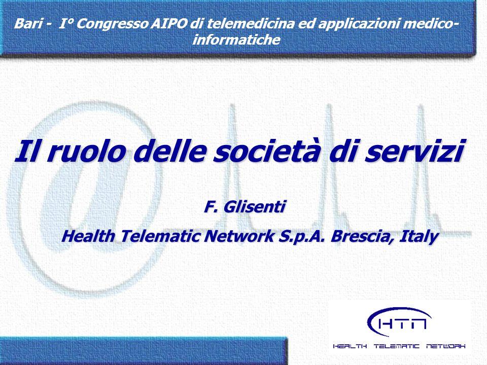 Health Telematic Network S.p.A. Brescia, Italy