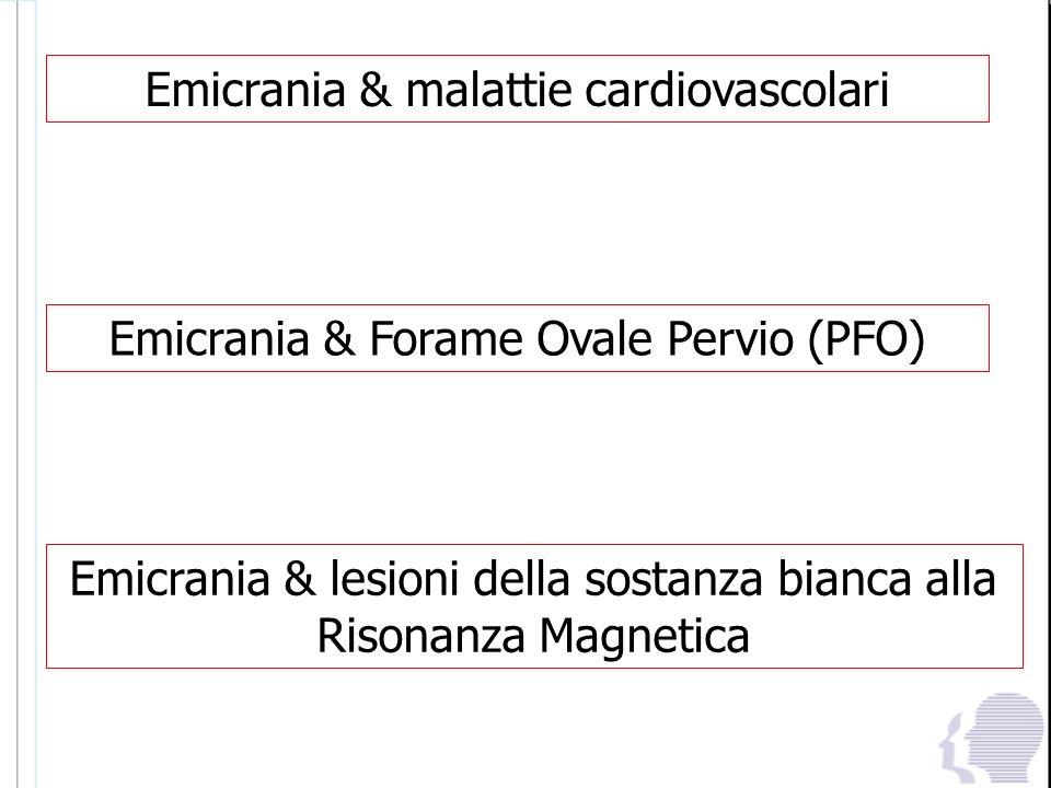 Emicrania & malattie cardiovascolari