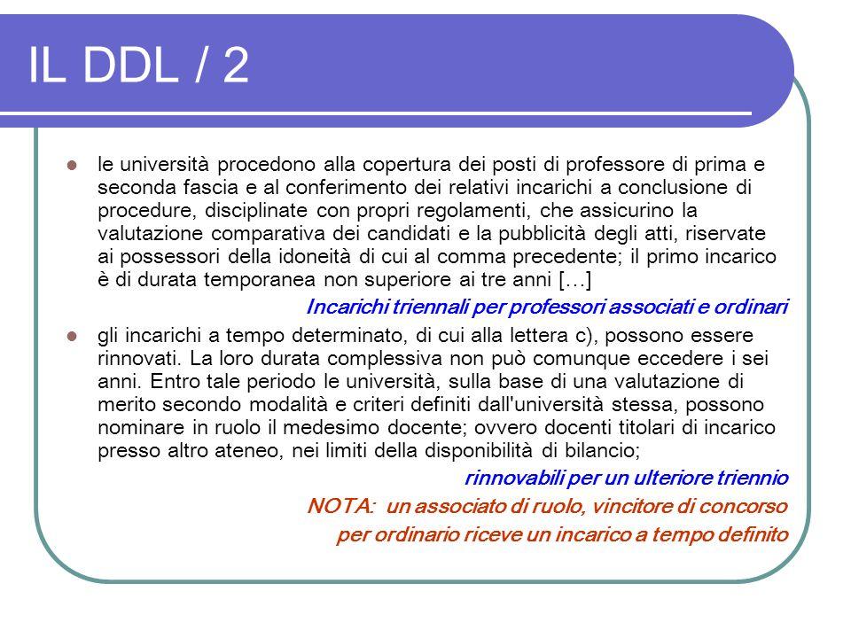 IL DDL / 2
