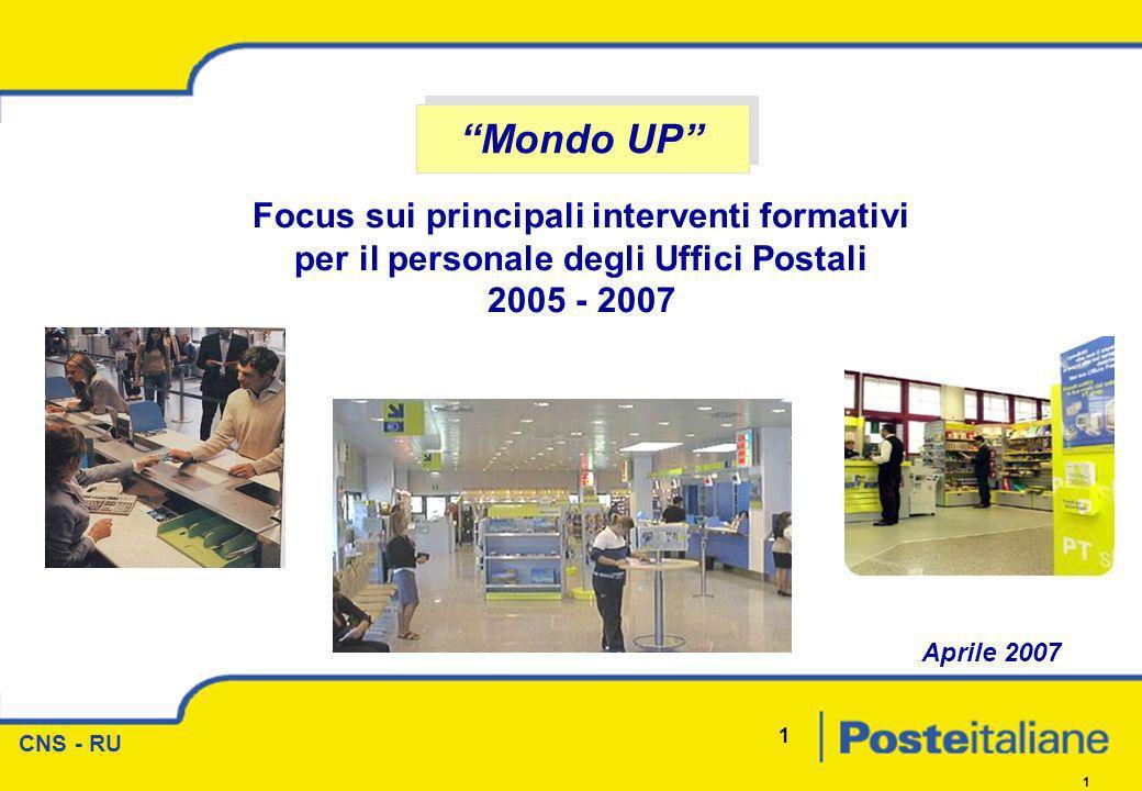 Mondo UP Focus sui principali interventi formativi