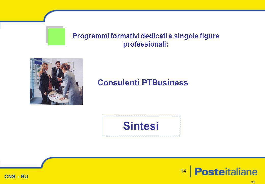 Sintesi Consulenti PTBusiness
