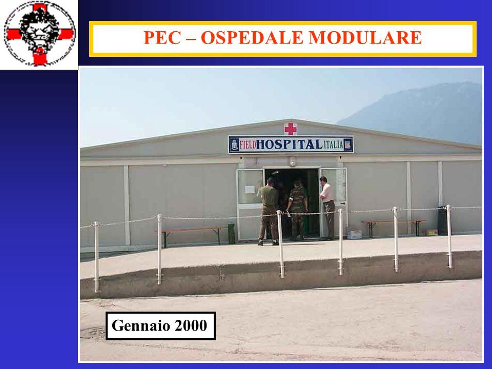 PEC – OSPEDALE MODULARE
