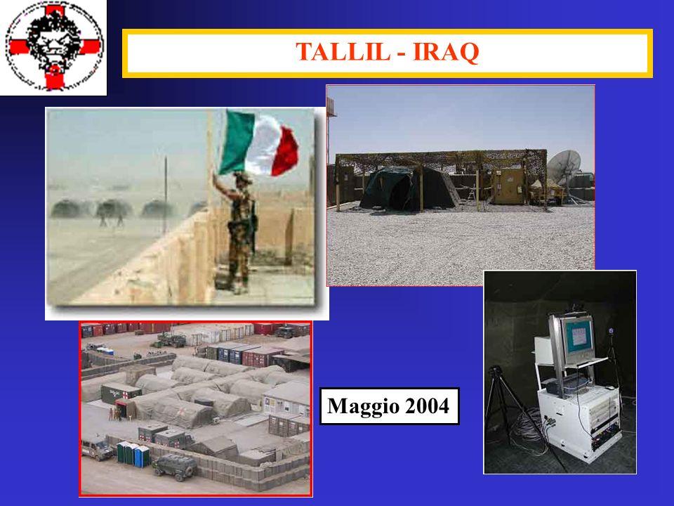 TALLIL - IRAQ Maggio 2004