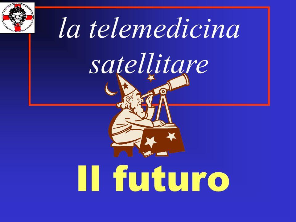 la telemedicina satellitare