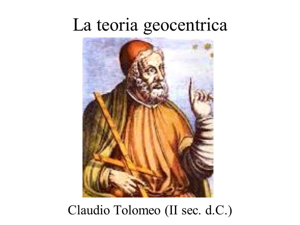 Claudio Tolomeo (II sec. d.C.)
