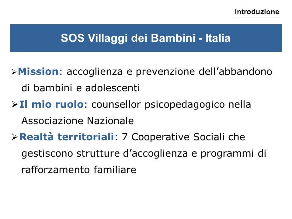 SOS Villaggi dei Bambini - Italia