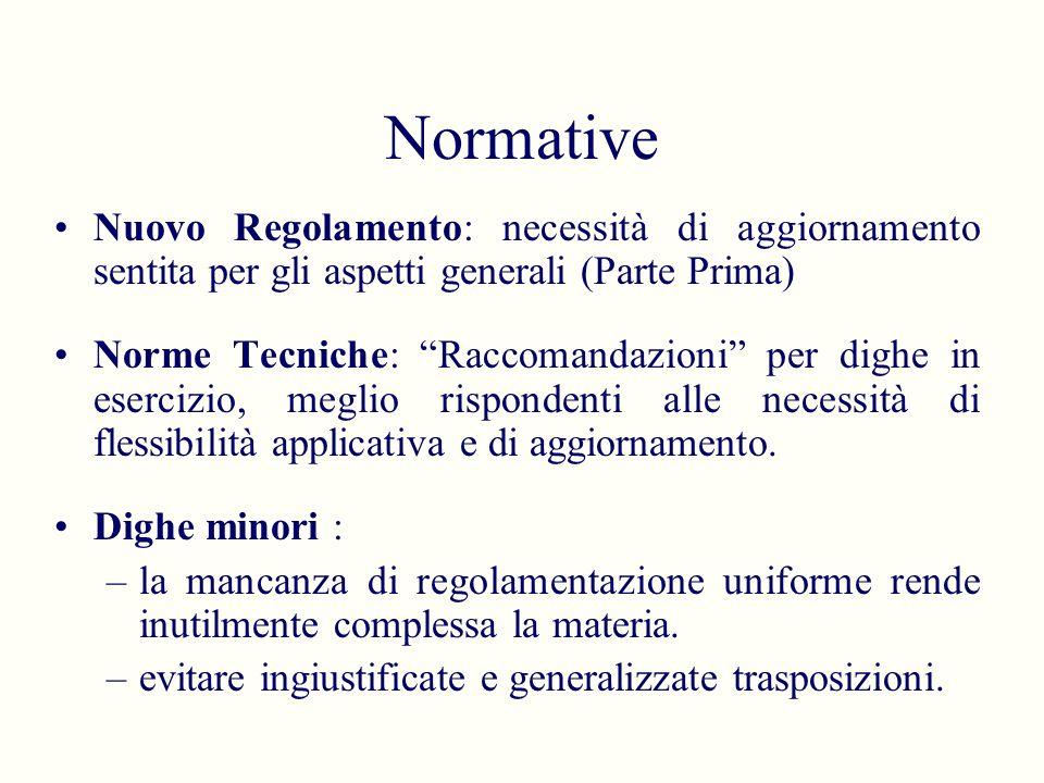 Normative Nuovo Regolamento: necessità di aggiornamento sentita per gli aspetti generali (Parte Prima)