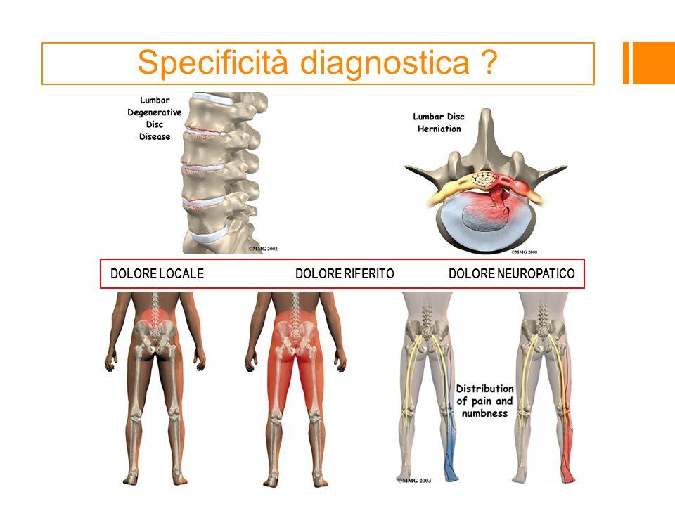 Specificità diagnostica