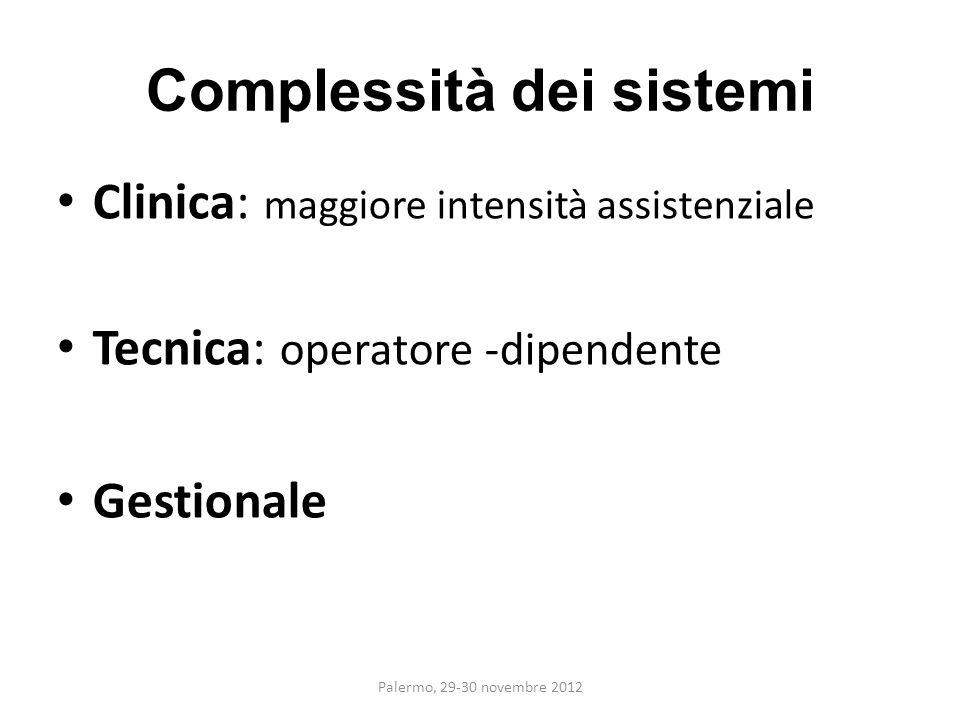 Complessità dei sistemi