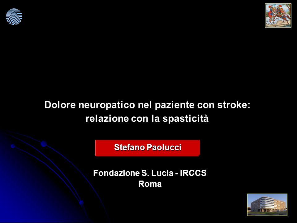 Fondazione S. Lucia - IRCCS