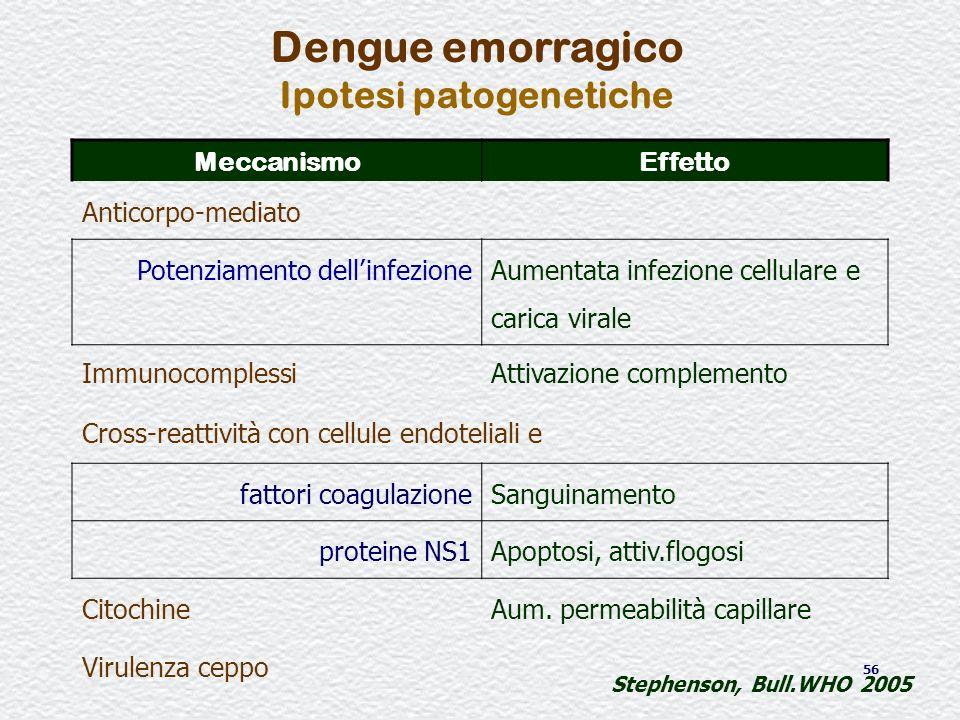 Ipotesi patogenetiche