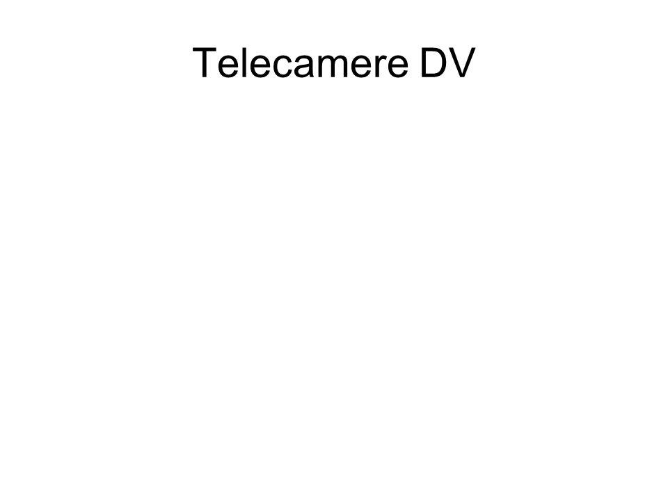 Telecamere DV
