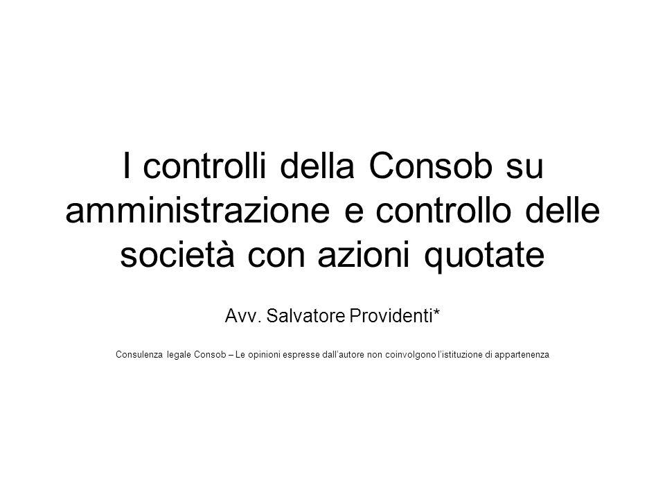 Avv. Salvatore Providenti*