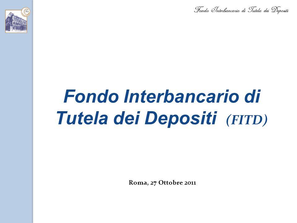 Fondo Interbancario di Tutela dei Depositi (FITD)