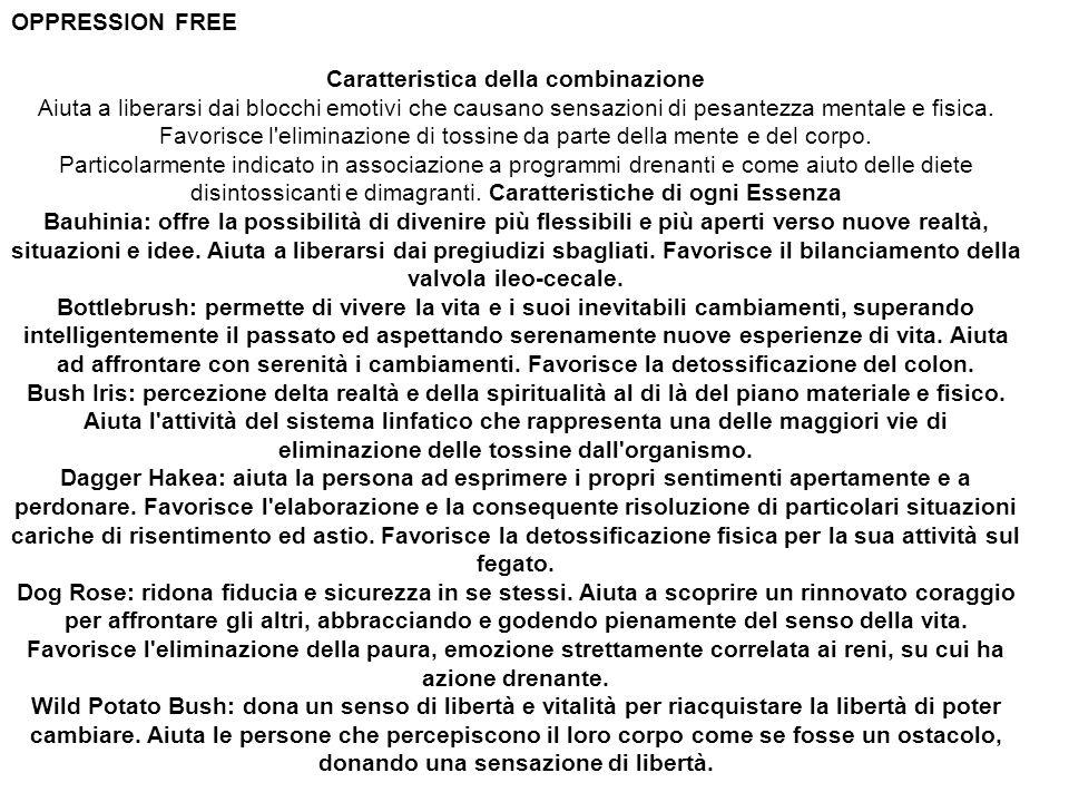 OPPRESSION FREE