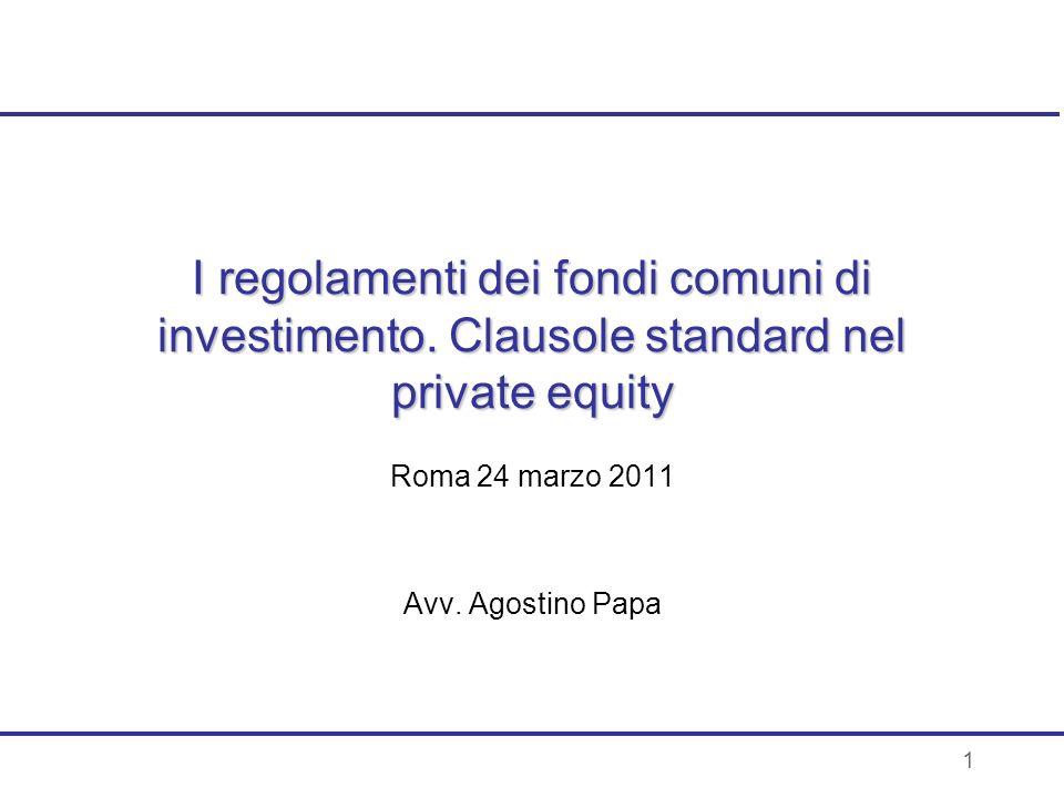 Roma 24 marzo 2011 Avv. Agostino Papa