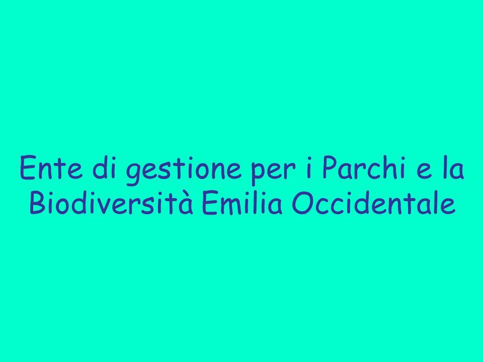 Ente di gestione per i Parchi e la Biodiversità Emilia Occidentale
