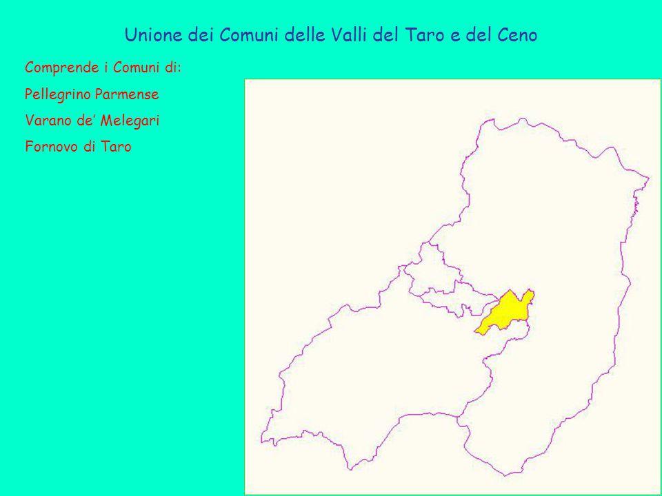 Unione dei Comuni delle Valli del Taro e del Ceno