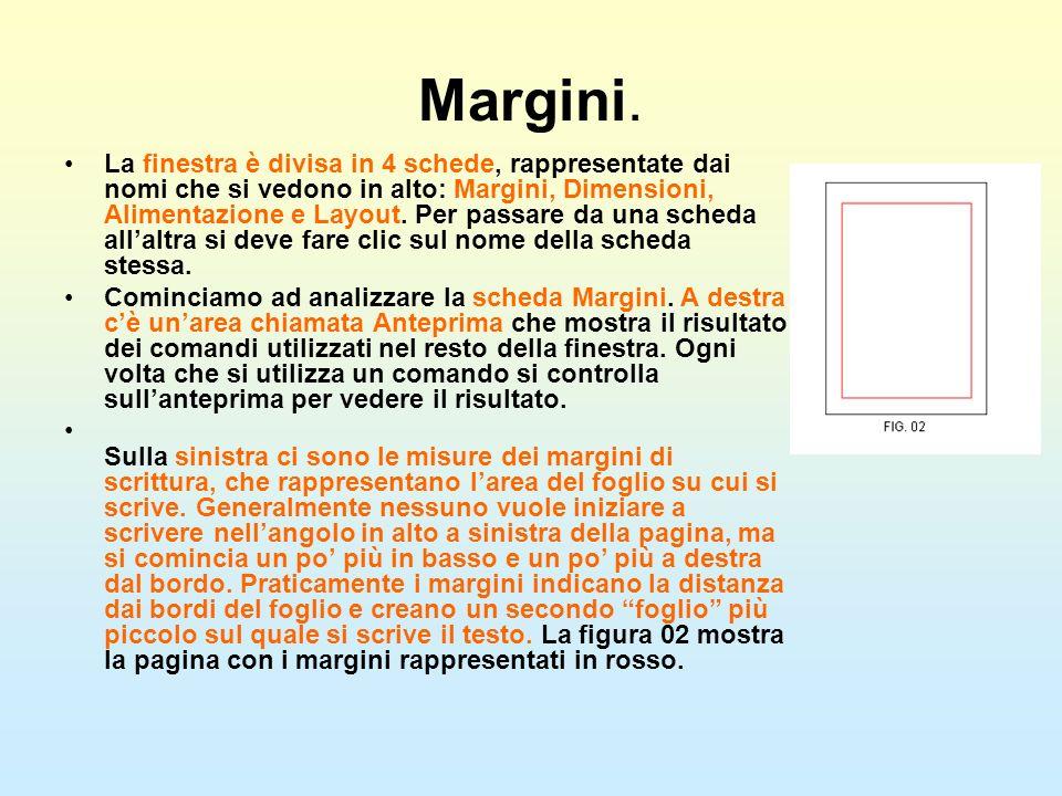 Margini.