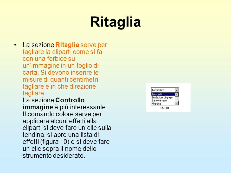Ritaglia