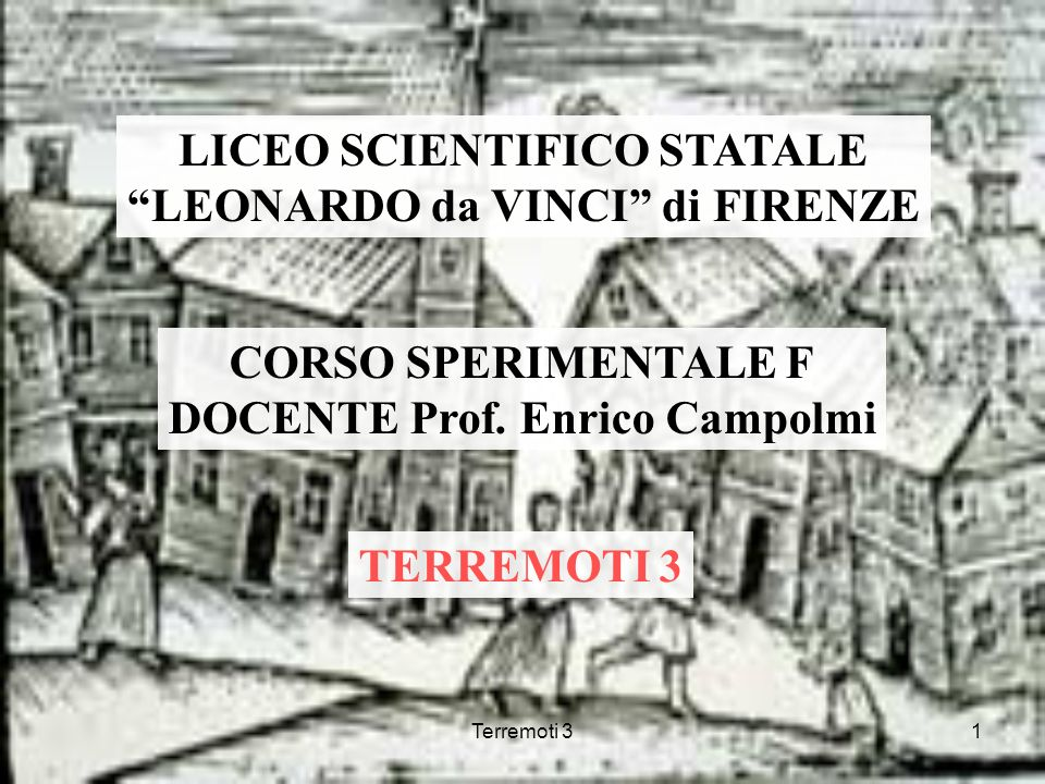 Liceo scientifico statale leonardo da vinci di firenze for Liceo scientifico leonardo da vinci vallo della lucania
