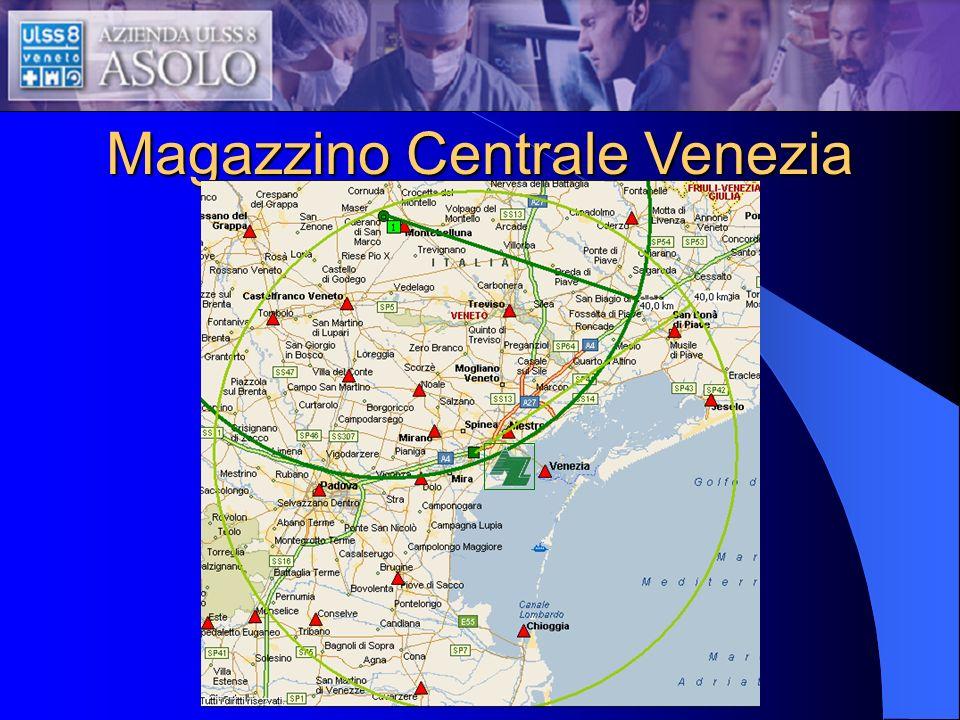Magazzino Centrale Venezia